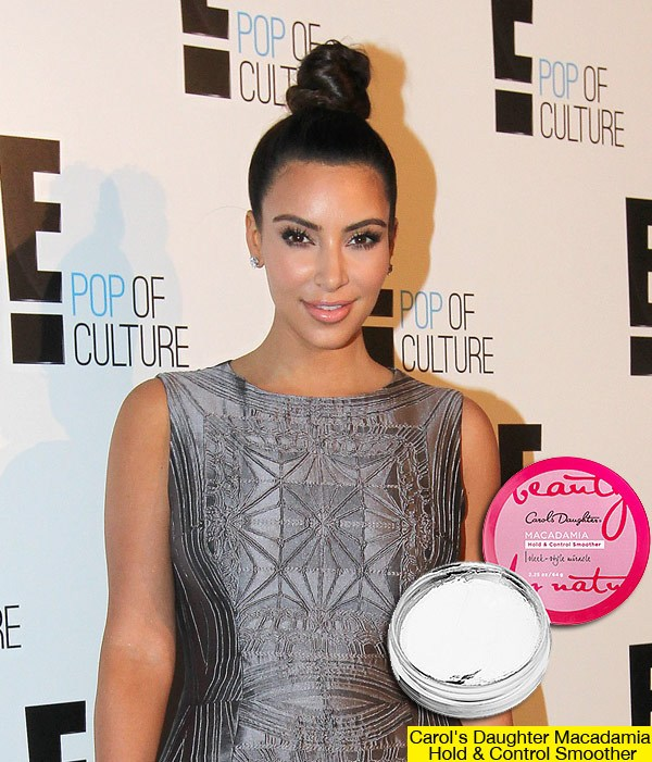 Get The New Celebrity Look Glam High Buns Mdee262
